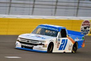 Zane Smith, GMS Racing, Chevrolet Silverado Allegiant