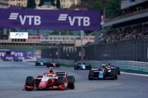 Oscar Piastri, Prema Racing, Marcus Armstrong, Dams
