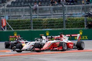 Juan Manuel Correa, ART Grand Prix Dennis Hauger, Prema Racing Jak Crawford, Hitech Grand Prix