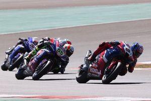 Leon Haslam, Team HRC, Andrea Locatelli, PATA Yamaha WorldSBK Team