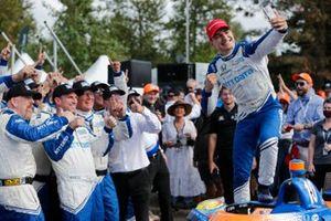 1. Alex Palou, Chip Ganassi Racing Honda