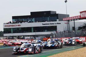 #22 United Autosports Ligier Js P320 - Nissan: Gerald Kraut, Scott Andrews