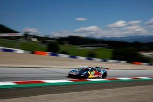 Liam Lawson, AF Corse Ferrari 488 GT3 Evo