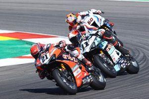 Michael Ruben Rinaldi, Aruba.It Racing - Ducati, Loris Baz