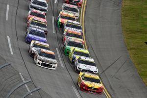 Joey Logano, Team Penske, Ford Mustang Shell Pennzoil, Brad Keselowski, Team Penske, Ford Mustang Discount Tire