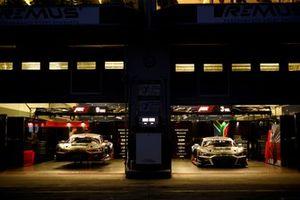 Mike Rockenfeller, Abt Sportsline Audi R8 LMS GT3, Kelvin van der Linde, Abt Sportsline Audi R8 LMS GT3