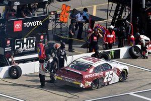 Colin Garrett, Sam Hunt Racing, Toyota Supra 11/11 Project