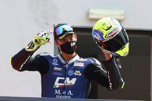 3. Luca Bernardi, CM Racing