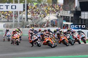 Raul Fernandez, Red Bull KTM Ajo race start race