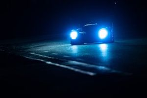 Toyota GR010 - Hybrid №8 команды Toyota Gazoo Racing, класс Hypercar: Себастьян Буэми, Казуки Накаджима, Брендон Хартли