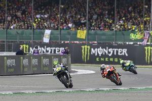 Cal Crutchlow, Yamaha Factory Racing, Miguel Oliveira, Red Bull KTM Factory Racing, Valentino Rossi, Petronas Yamaha SRT