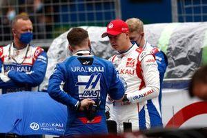 Никита Мазепин, Haas F1, на стартовом поле