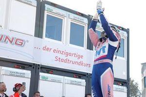 Race winner und Champion Maximilian Götz, Haupt Racing Team