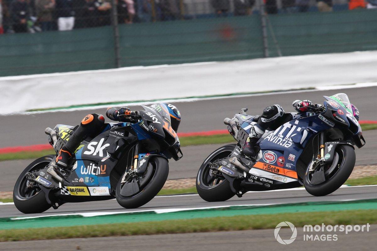 Enea Bastianini, Esponsorama Racing Luca Marini, Esponsorama Racing