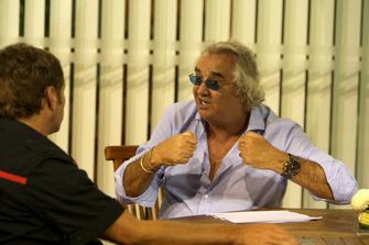 Flavio Briatore, CEO de Renault F1