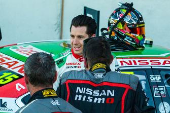 2. Rick Kelly, Nissan Motorsport Nissan