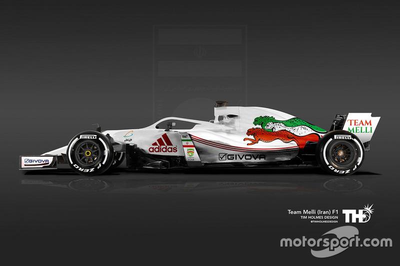 F1 Team Irán