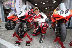 Alessandro Valia, Ducati Panigale V4