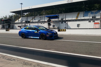 Roberto Russo, Subaru WRX STI TCR, Top Run Motorsport