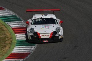 #176 Porsche 997 Cup My 12-GTCup: Pisani-Sauto