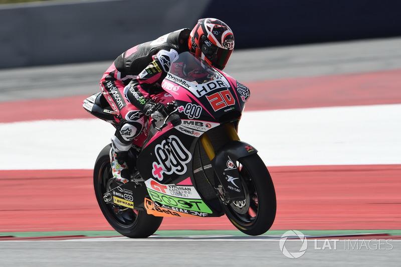 Fabio Quartararo, Ego - Speed Up Racing