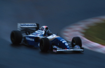 Damon Hill, Williams FW16