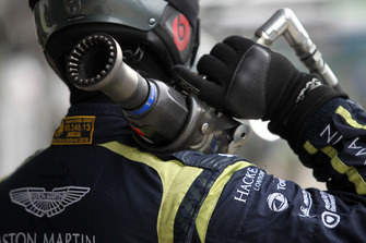 Aston Martin mekanikeri