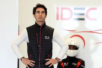 #28 IDEC Sport Racing Ligier JSP217 - Gibson: Paul Loup Chatin