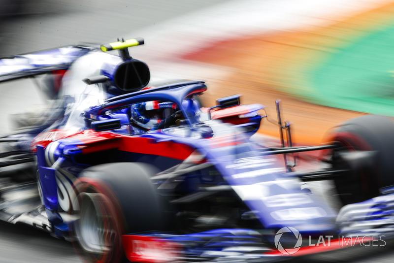 9. Пьер Гасли, Scuderia Toro Rosso