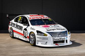 Автомобиль Симоны де Сильвестро и Алекса Рулло, Nissan Motorsport