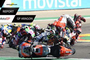 Motorsport Report: GP di Aragon