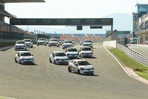 Intercity Clio Cup mücadelesi