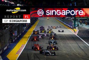 Analisi GP Singapore