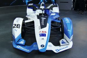 Автомобиль BMW iFE.18
