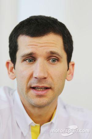 Rémi Taffin, directeur des opérations de Renault Sport F1