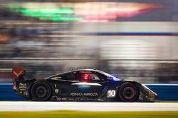 Рики Тейлор, Джордан Тейлор и Макс Анжелли и Рубенс Баррикелло, #10 Wayne Taylor Racing Corvette DP