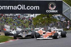 Vintage F1 racing