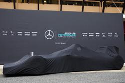 De Mercedes AMG F1 W07 Hybrid