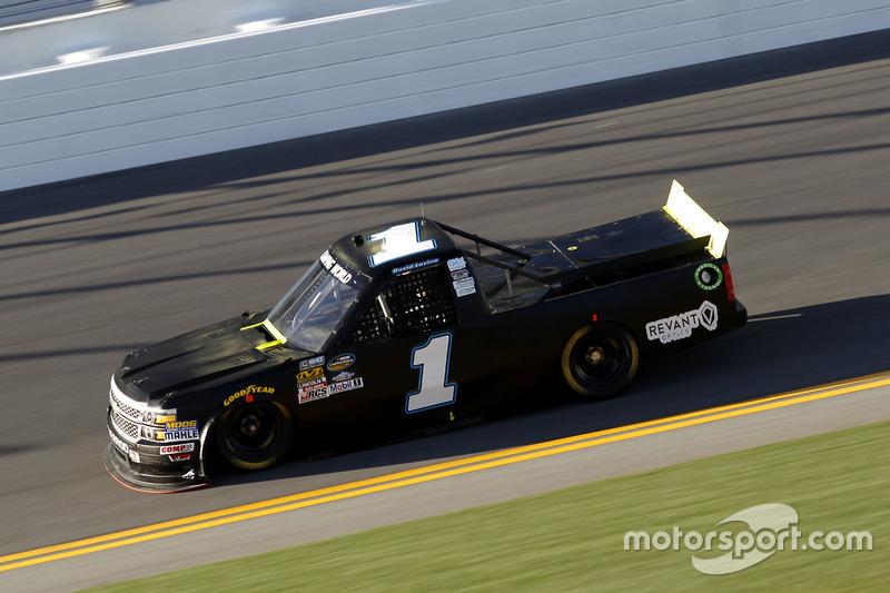 #1 David Levine (Make-Chevrolet)