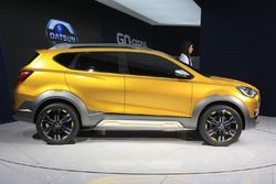 Datsun GO Cross concept