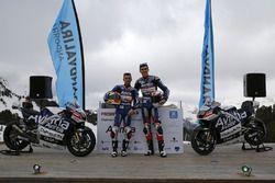 Hector Barbera y Loris Baz, Avintia Racing
