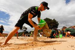 Jonathan Rea, Kawasaki Racing Team baut eine Sandburg