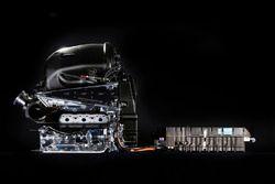 Mercedes AMG F1 W07, Antriebsstrang Mercedes-Benz PU106B