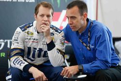 Brad Keselowski, Team Penske Ford and crew chief Paul Wolfe