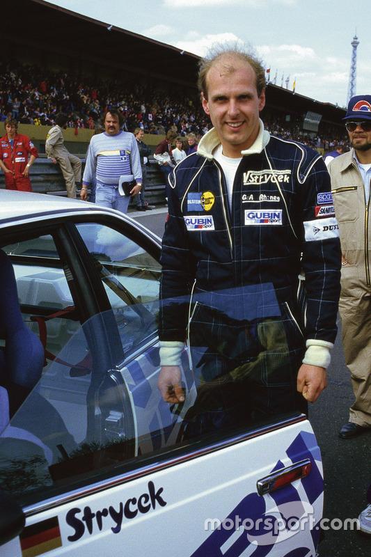 Volker Strycek, BMW 635 CSI