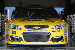 Technische Inspektion: Alex Bowman, Hendrick Motorsports, Chevrolet