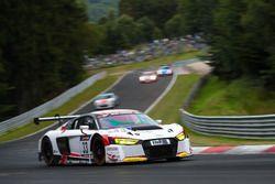 Ronnie Saurenmann, 'G. Tonic', Andreas Ziegler, Audi R8 LMS