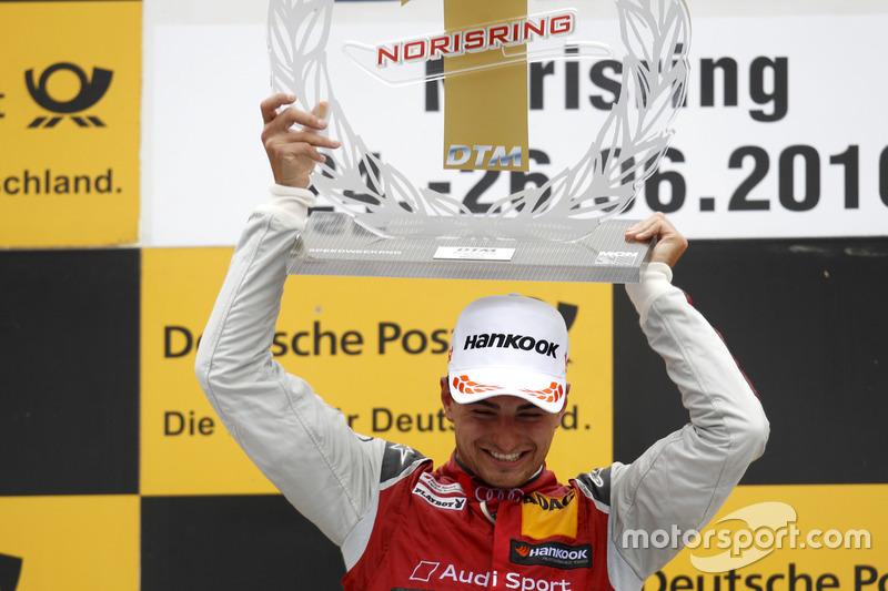 Norisring (Carrera 2): Nico Müller, Audi Sport Team Abt Sportsline, Audi RS 5 DTM