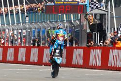 Winner Jack Miller, Marc VDS Racing Honda