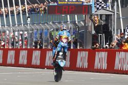 Winner Jack Miller, Marc VDS Racing Honda